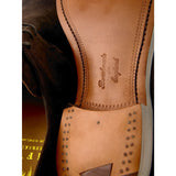 Isla Plain Gibson Shoe Sole Detail