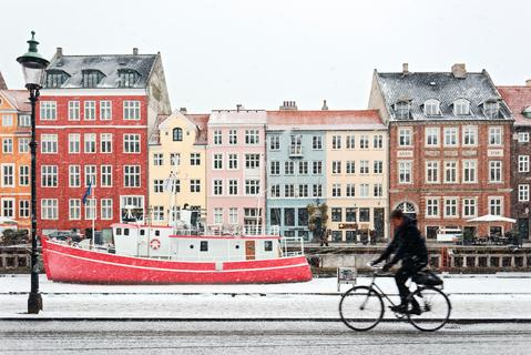 The Copenhagenisation of cycling