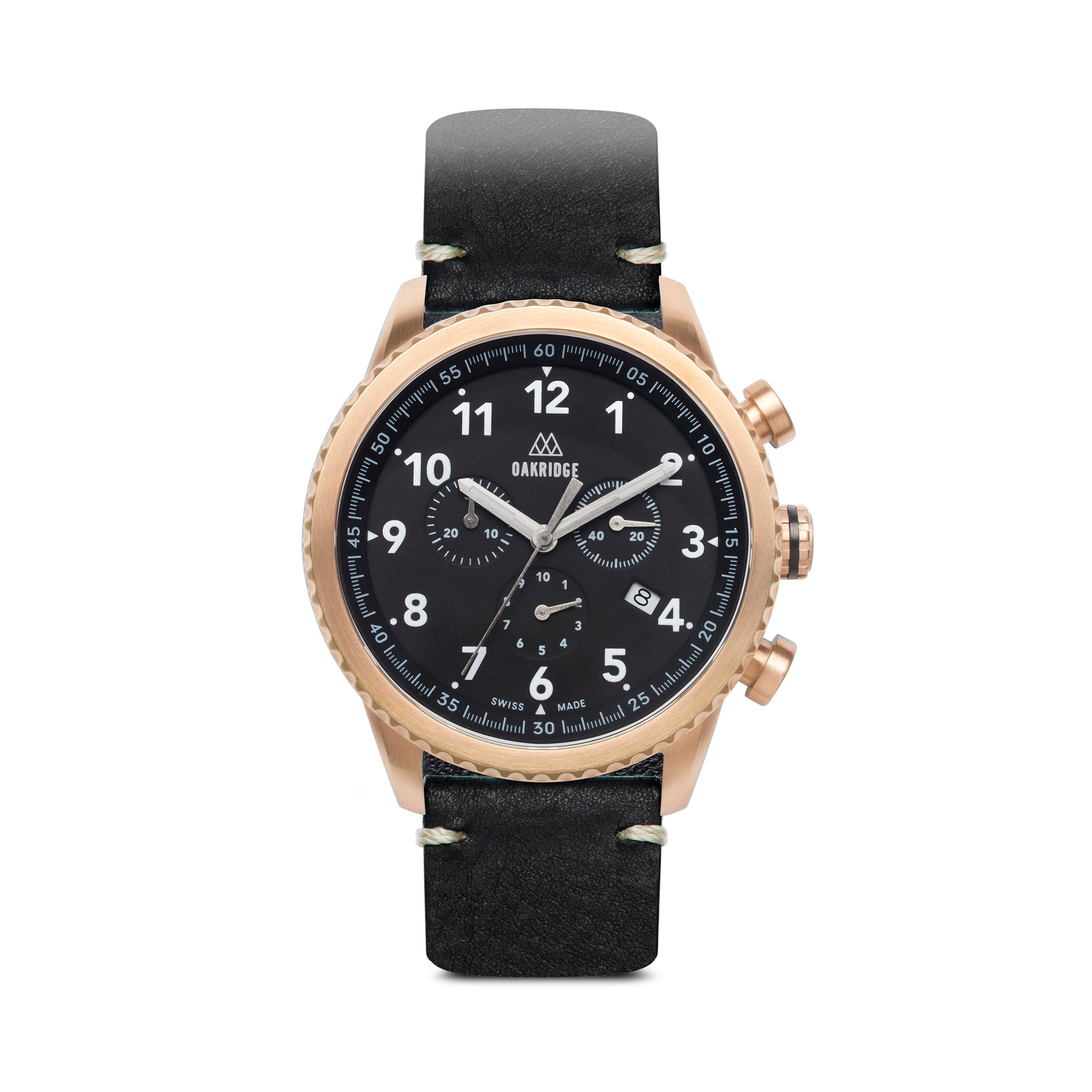 Explorer Rose Gold Black