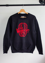 The Warriors Print | Black Sweater