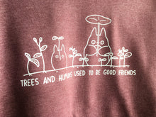 "Totoro Jumper | ""Trees and Humans used to be Good Friends"""
