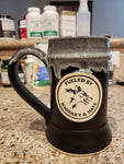 FUELED BY WHISKEY AND HATE 24 OZ TANKARD