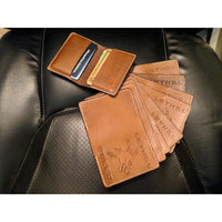 LETHAL BREED BI-FOLD CARD HOLDER