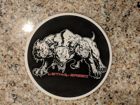 CERBERUS LETHAL BREED COASTERS