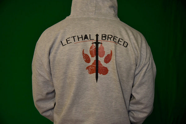 1st LETHAL BREED MIDWEIGHT HOODIE