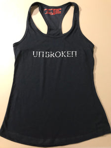 WOMEN'S UNBROKEN RACER BACK - 4 COLOR COMBOS