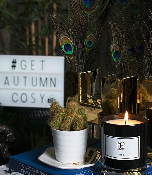 How to make your home Autumn cosy