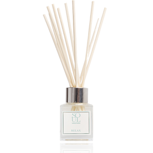 Relax Rattan Reed Diffuser
