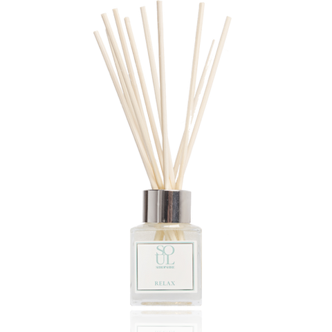 Relax Rattan Reed Diffuser 200ml
