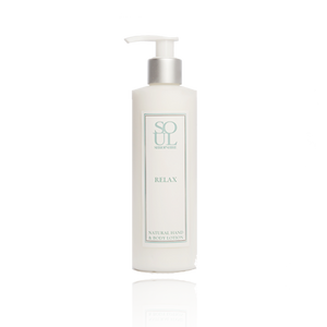 Relax Natural Hand & Body Lotion