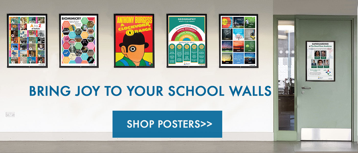 Shop custom school posters