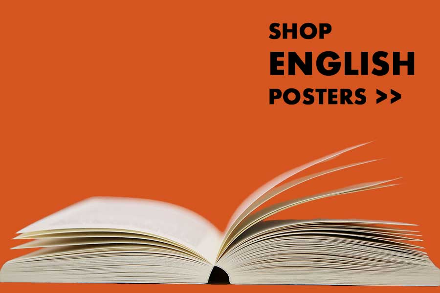Shop English Posters
