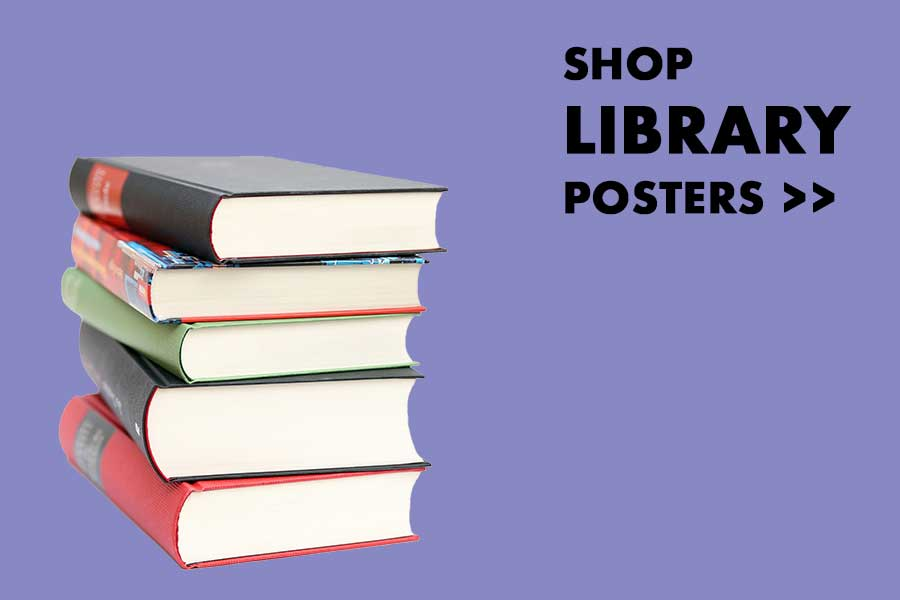Shop Library Posters