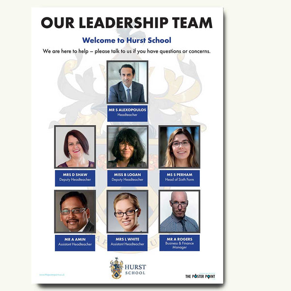 Leadership who's who 7 staff blue