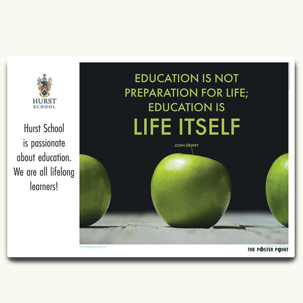Lifelong learning poster