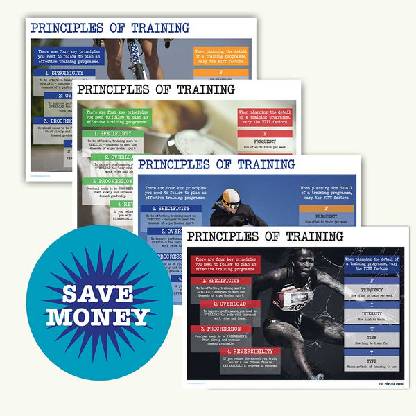 Principles of training money saving bundle