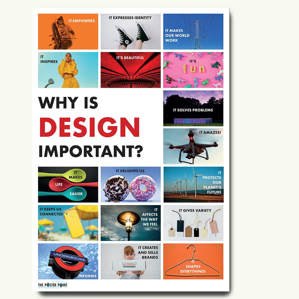Why is design important poster