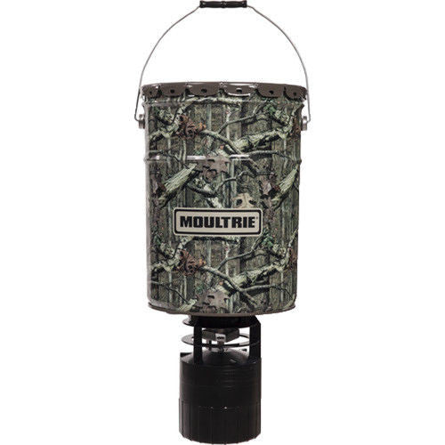 Moultrie Feeders 6.5 Gal Pro Hunter with Quick Lock MFG-13058
