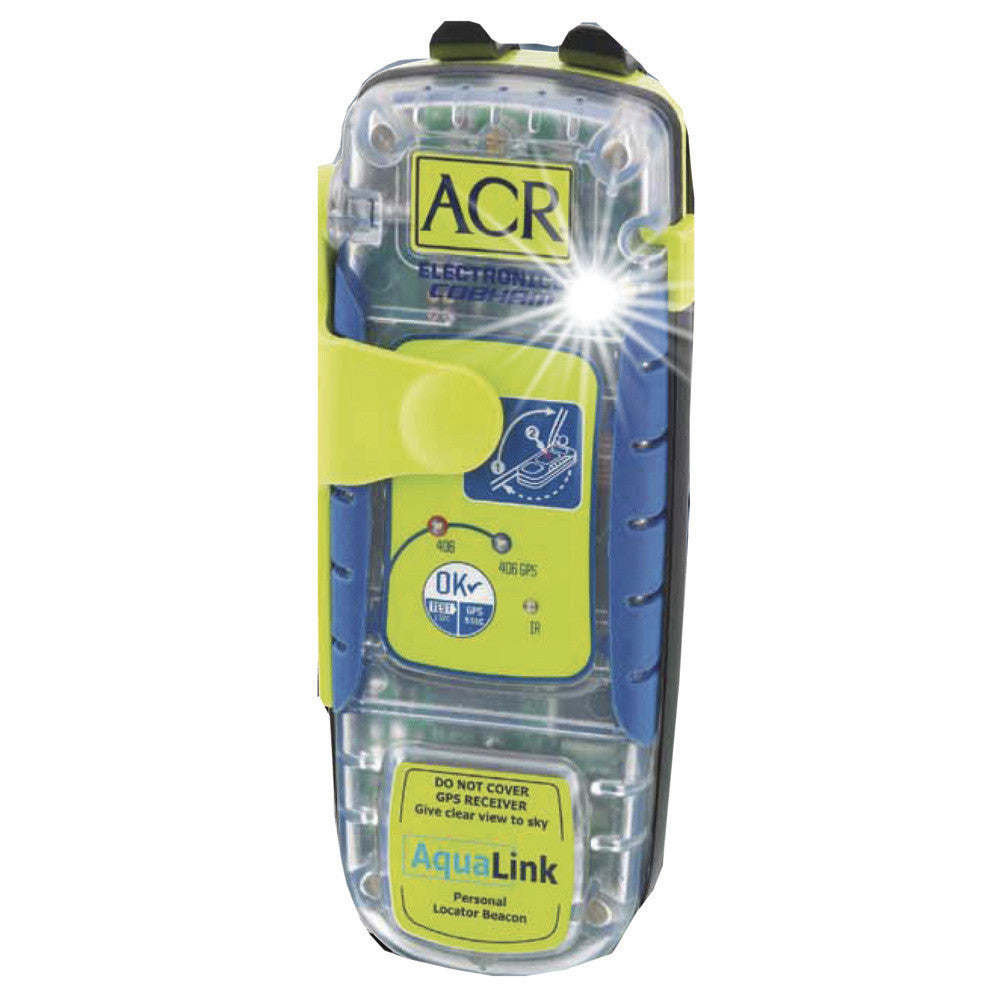 ACR AquaLink PLB - Personal Locator Beacon