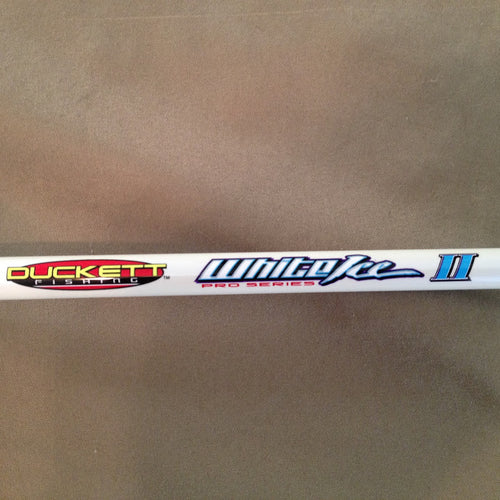 Duckett White Ice 2 Extra Heavy XH Fishing Rod 7'9