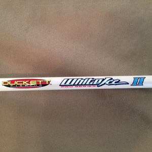 "Duckett White Ice 2 Extra Heavy XH Fishing Rod 7'9"" Kelly Jordan"