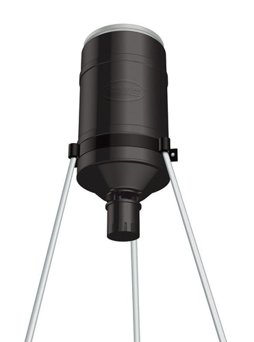 American Hunter Feeder Tripod - Digital Game Deer Feeder - AH225RDE