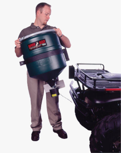 On Time ATV Bumper Buddy Seed Spreader - 22000