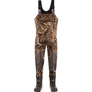 Lacrosse Waders - Super Brush Tuff Realtree Max-5 1200G Size 10