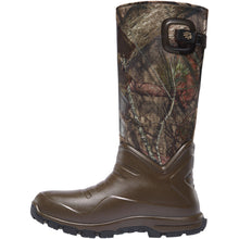 "LaCrosse AeroHead Sport Snake Boots 16"" Mossy Oak Break-Up Country Camo Size 13"