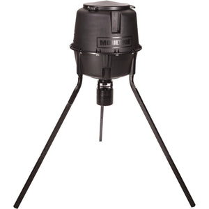 Moultrie 30 Gal Tripod Deer Game Feeder 13055