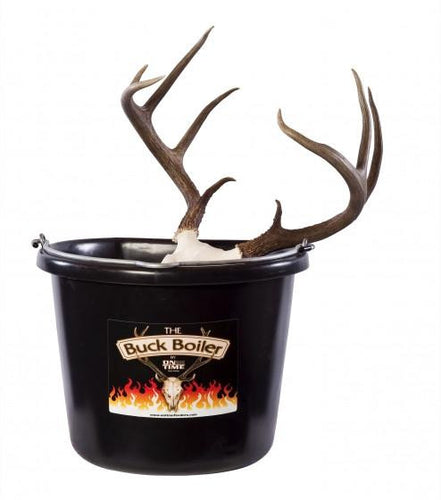 On Time Wildlife Feeders Buck Boiler Deer Skull Boiling Kit 95000