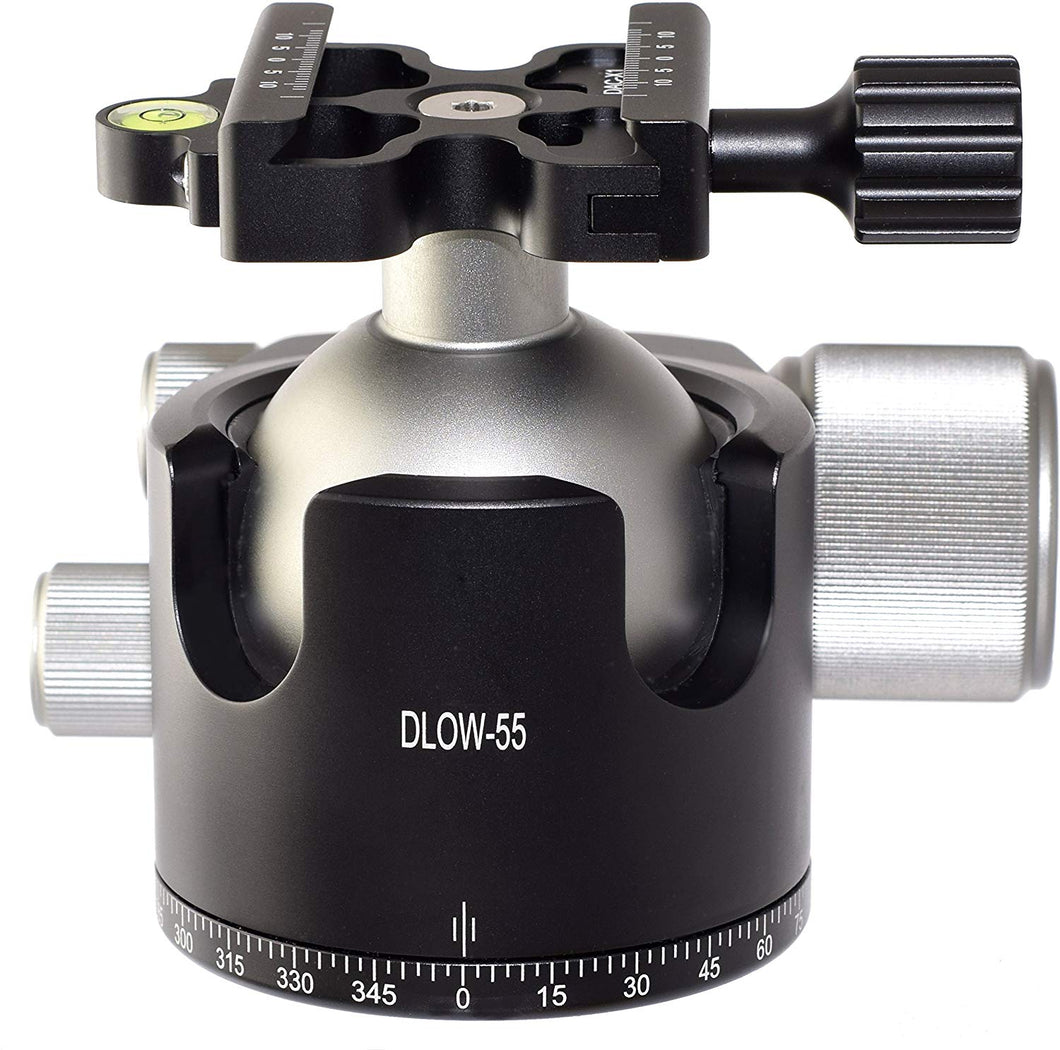 Desmond DLOW-55 55mm Low Profile Ball Head