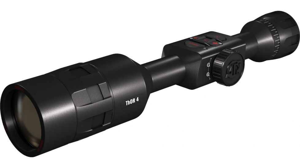 ATN ThOR 4, 640x480 Sensor, 4-40x Thermal Scope **WITH FREE ACCESSORIES!**
