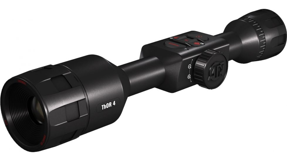 ATN ThOR 4, 640x480 Sensor, 1.5-15x Thermal Scope **WITH FREE ACCESSORIES!**