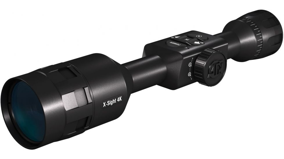 ATN X-Sight 4K Pro 3-14x Day/Night Riflescope **WITH FREE ACCESSORIES!**