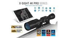 ATN X-Sight 4K Pro 5-20x Day/Night Riflescope **WITH FREE ACCESSORIES!**