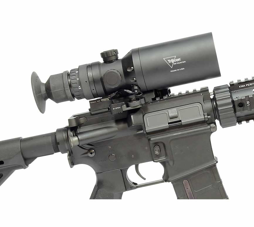 TRIJICON MK II 19MM THERMAL SCOPE WEAPON SIGHT 640X480 60HZ (IRHM2‐640‐20) **WITH FREE ACCESSORIES!**