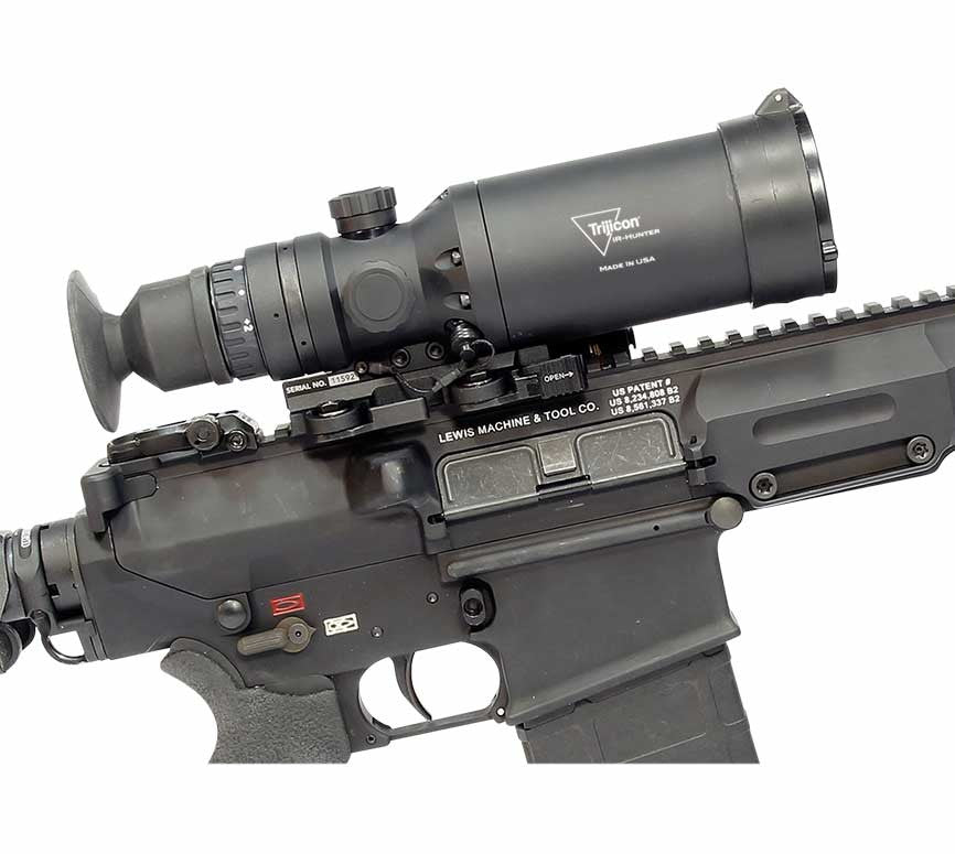 TRIJICON MK III 60MM THERMAL SCOPE SIGHT 640X480 60HZ (IRHM3-640-60K) **WITH FREE ACCESSORIES!**