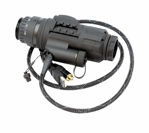 TRIJICON PATROL LE100C SERIES THERMAL MONOCULAR W/DOWNLOAD CABLE 640X480 (IRP‐LE100C)