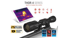 ATN ThOR 4 384x288 Sensor 4.5-18x Thermal Scope **WITH FREE ACCESSORIES!**