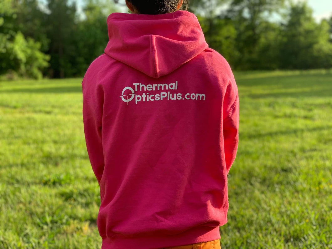 Thermal Optics Plus Hoodie (womens colors)