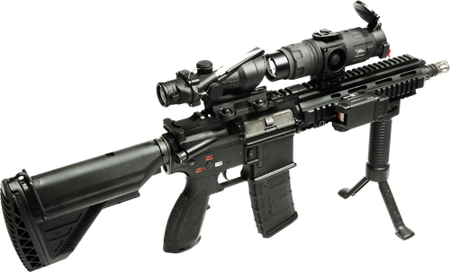 TRIJICON SNIPE-IR 35MM THERMAL RIFLE CLIP-ON SCOPE SIGHT 640X480 60HZ (CLIP‐640‐35)