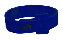 Navy Blue Adjustable Evolution Bracelet with FIR Technology