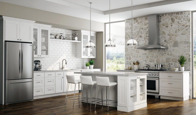 What Are The Standard Sizes Of Kitchen Cabinets And Appliances?