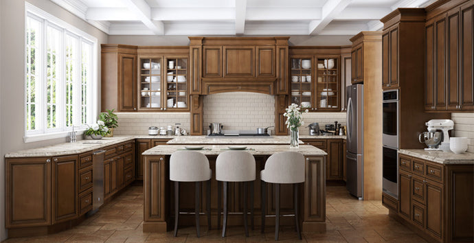 Kitchen Cabinets Design Tips for your new Kitchen