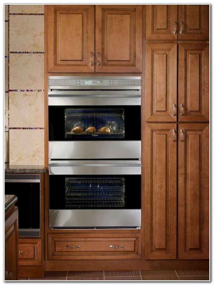 double oven cabinets