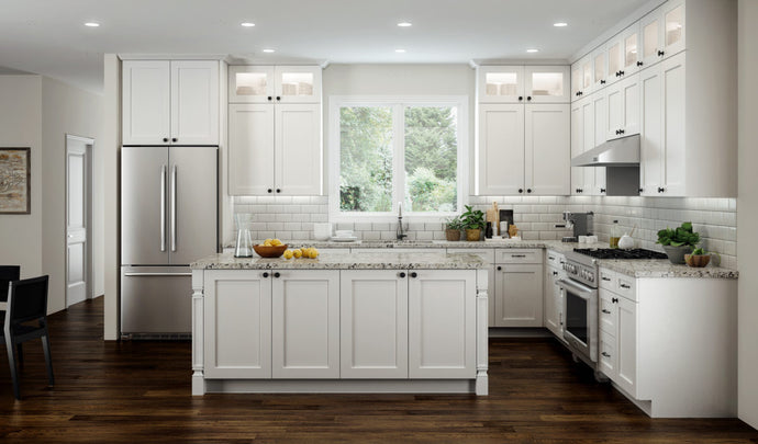 Why Are White Kitchen Cabinets So Popular