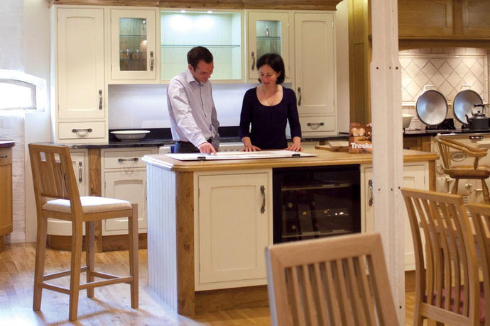 The benefits of using a kitchen designer