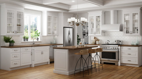 Should My Kitchen Cabinets Go To The Ceiling Rta Wood Cabinets