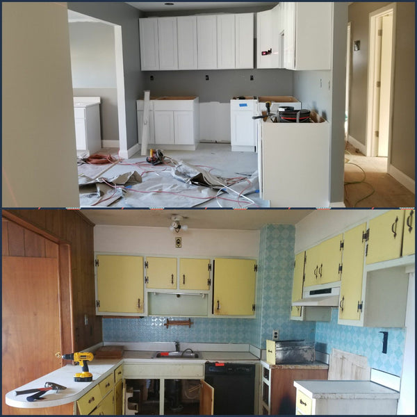 Should I Remodel My Kitchen Before Selling RTA Wood Cabinets - Should i remodel my kitchen